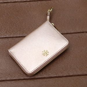 NEW - Tory Burch - Emerson Zip Coin Case